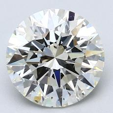 Recommended Stone #4: 3.11-Carat Round Cut Diamond
