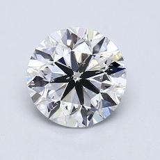 Recommended Stone #3: 1,20-Carat Round Cut Diamond