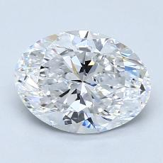 Recommended Stone #4: 1.42-Carat Oval Cut