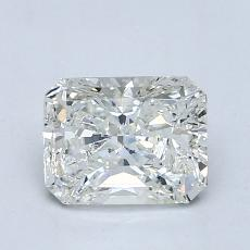 Recommended Stone #3: 1.23-Carat Radiant Cut Diamond