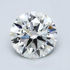Recommended Stone #4: 1.31-Carat Round Cut