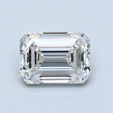 Recommended Stone #2: 1.07-Carat Emerald Cut Diamond