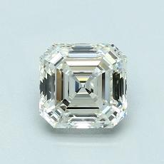 Recommended Stone #2: 1.03-Carat Asscher Cut