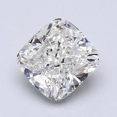 Recommended Stone #3: 1,57-Carat Cushion Cut Diamond