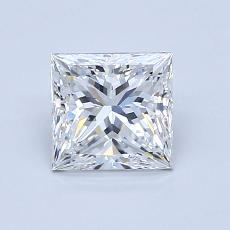 Recommended Stone #3: 1.04-Carat Princess Cut