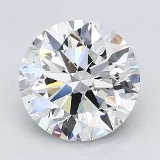 推薦鑽石 #1: 1.90  克拉圓形 Cut