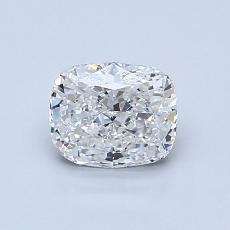Recommended Stone #4: 0,92-Carat Cushion Cut Diamond