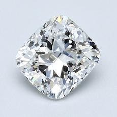 Recommended Stone #2: 1.16-Carat Cushion Cut