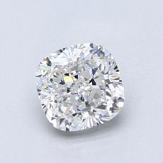 Recommended Stone #3: 1,02-Carat Cushion Cut Diamond