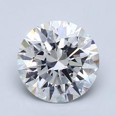 推薦鑽石 #3: 1.65  克拉圓形切割