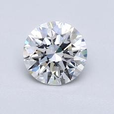 Recommended Stone #2: 0.82-Carat Round Cut Diamond