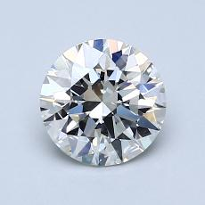 Recommended Stone #4: 1.07-Carat Round Cut Diamond