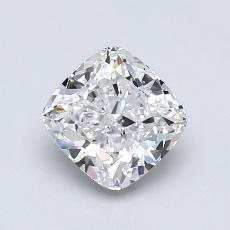 Recommended Stone #2: 1.08-Carat Cushion Cut