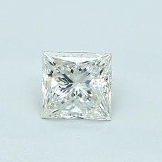 Target Stone: 0.52-Carat Princess Cut Diamond