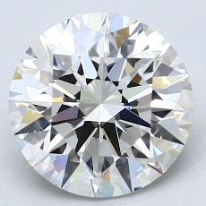 Recommended Stone #1: 3.52-Carat Round Cut