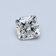 Recommended Stone #1: 0.50-Carat Cushion Cut