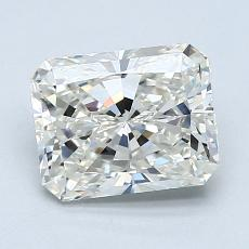 Recommended Stone #3: 1.60-Carat Radiant Cut Diamond