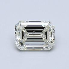 Recommended Stone #3: 0.95-Carat Emerald Cut Diamond