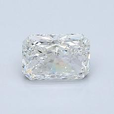 Recommended Stone #2: 0,90-Carat Radiant Cut