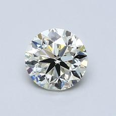 Recommended Stone #3: 0,77-Carat Round Cut Diamond