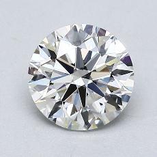 1.21-Carat Round Diamond Ideal G VS1