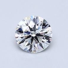 推荐宝石 3:0.77 克拉圆形切割