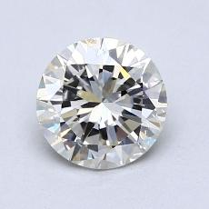 1,02-Carat Round Diamond Very Good K SI2