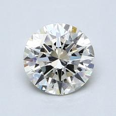 1,00 Carat Rond Diamond Idéale I VS1