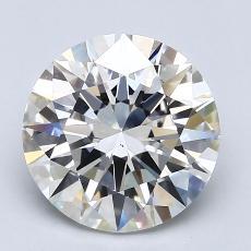 2.00 Carat Redondo Diamond Ideal G VS1