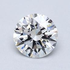 Recommended Stone #4: 0,92-Carat Round Cut
