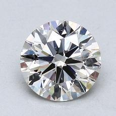 Pierre recommandée n°2: Diamant taille ronde 1,32 carat