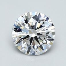 1.12 Carat 圓形 Diamond 理想 E VS1