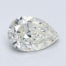 Recommended Stone #3: 1.62-Carat Pear Cut Diamond