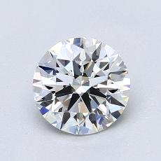 Recommended Stone #2: 1.07-Carat Round Cut Diamond