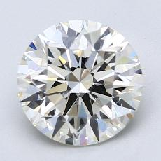 Recommended Stone #4: 2.37-Carat Round Cut