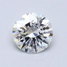 1.03 Carat 圓形 Diamond 理想 F VS1