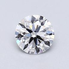 Target Stone: 0.90-Carat Round Cut Diamond
