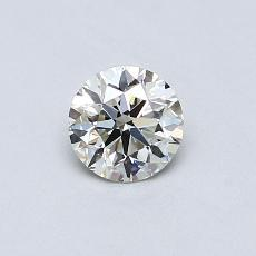 Recommended Stone #1: 0.46-Carat Round Cut Diamond