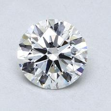 1.08 Carat 圓形 Diamond 理想 G IF