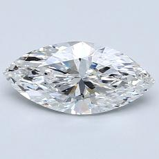 Recommended Stone #1: 0.95-Carat Marquise Cut Diamond