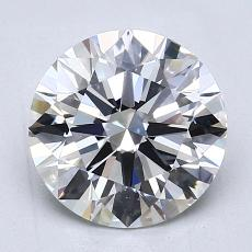 Recommended Stone #4: 2.28-Carat Round Cut Diamond