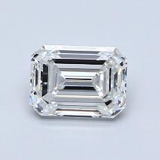 1.03 Carat 綠寶石 Diamond 非常好 G VVS2