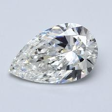 Current Stone: 1.20-Carat Pear Shaped