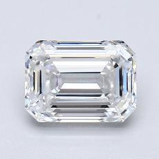 1.26 Carat 綠寶石 Diamond 非常好 E IF