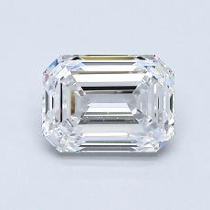 0.90 Carat 绿宝石 Diamond 非常好 D VVS1