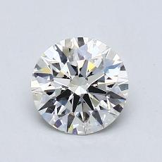 1.01 Carat Redondo Diamond Ideal H VS1