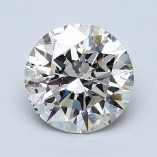 Recommended Stone #3: 1.52-Carat Round Cut