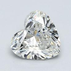 Recommended Stone #2: 1.20-Carat Heart Shaped