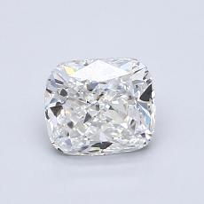 Recommended Stone #1: 1,00-Carat Cushion Cut