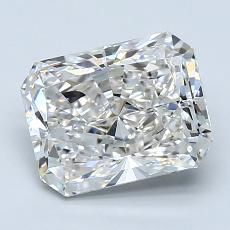 Recommended Stone #1: 2,04-Carat Radiant Cut